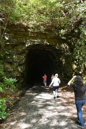 Walhalla, SC: entrance