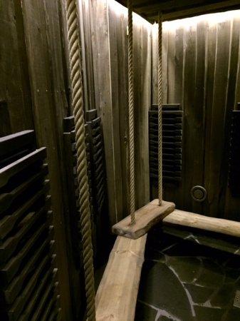 Rantasalmi, Finland: Infrapunasauna kylpylässä