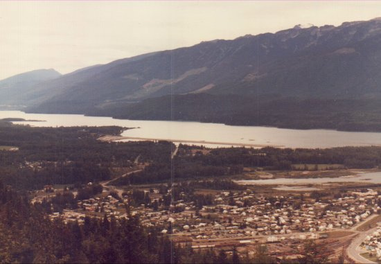 Mount Revelstoke National Park: overview