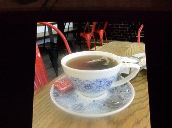 Randburg, South Africa: Tea
