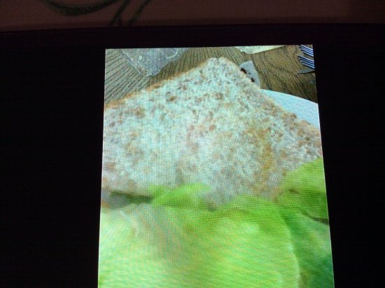 Randburg, Sudáfrica: Dry bread