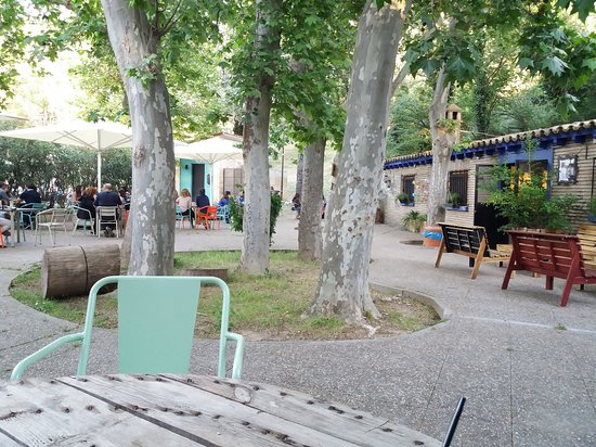 Terraza Rincon De Goya Zaragoza Restaurant Reviews