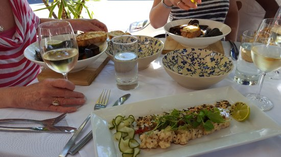 Dutch East Restaurant: Seafood with a difference