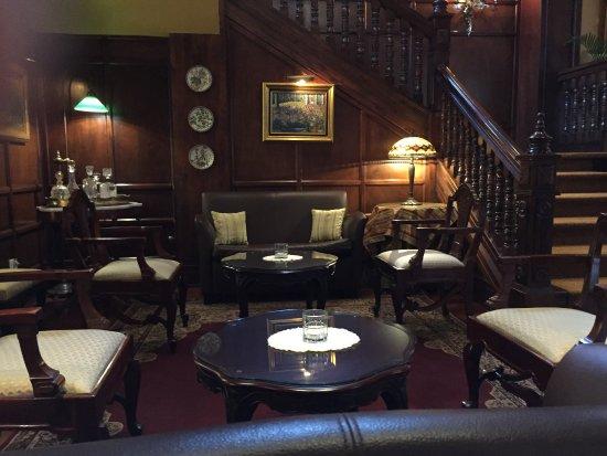 Hotel Grano de Oro San Jose: Bar area