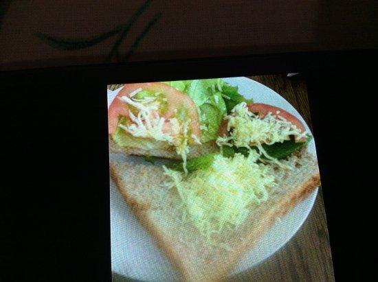 Randburg, Sudáfrica: Sandwich