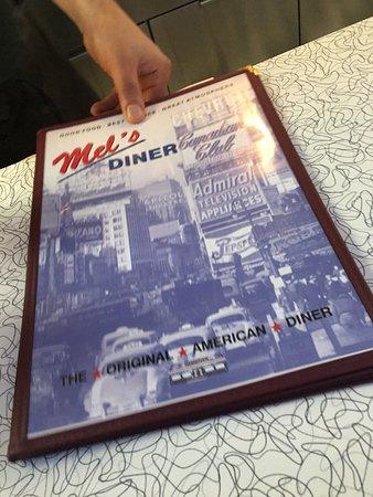 Laatzen, Γερμανία: Mel's Diner