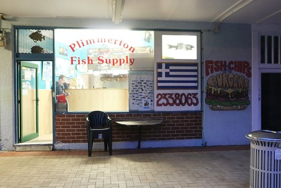 Porirua, Nya Zeeland: Plimmerton - Fish Supply 2