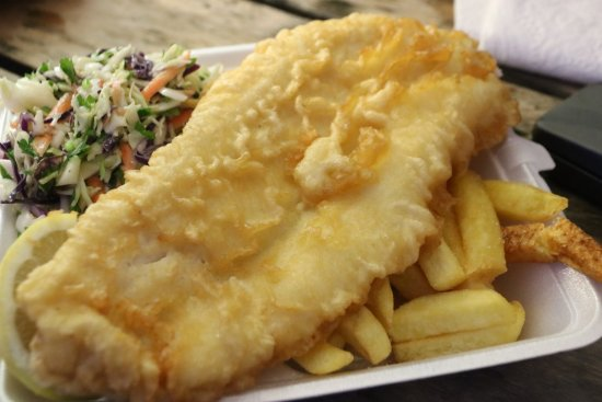 Porirua, Nueva Zelanda: Plimmerton - Fish Supply 4