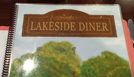 Ringwood, NJ: Lakeside Diner Menu
