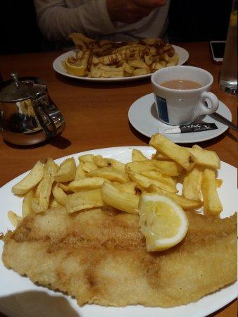 North Berwick Fry Photo