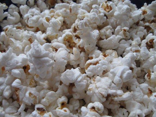 Edmonds, WA: Housemade Truffle Popcorn