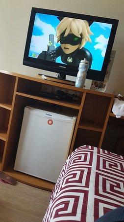 Taguatinga, DF: Quarto com TV à cabo