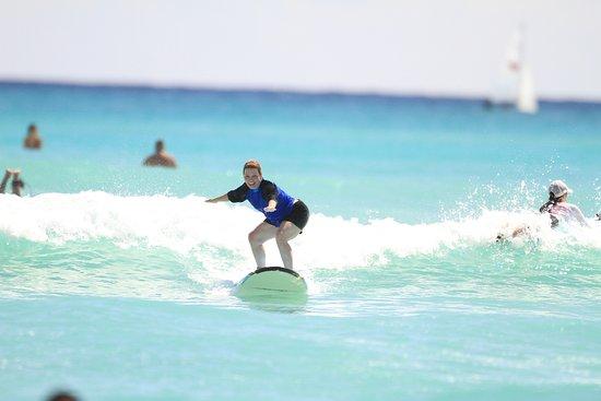 Big Wave Dave Surf Co: Best memory!!