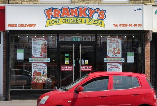 Frankys Love Chicken And Pizza Blackpool Updated 2020