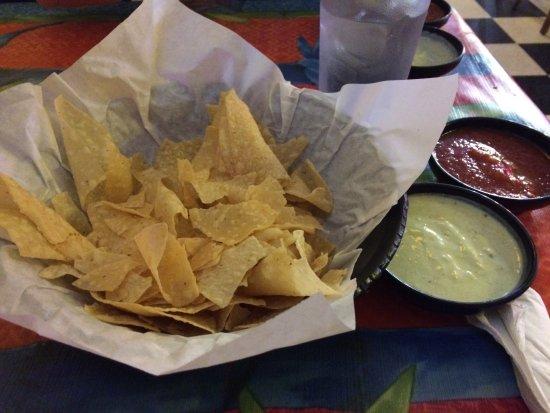 Marshall, TX: Yummy Crispy Chips
