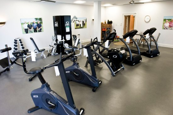 Wallace, Canada: Fitness Center