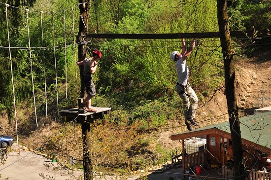 Allerheiligen im Muhlkreis, Østerrike: Nur für Experten: der Profparcours