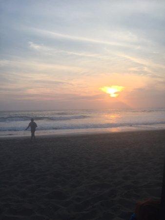 Las Penitas, Nicaragua: Simple Beach Lodge