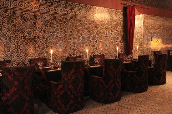 Le Marrakchi: Interior