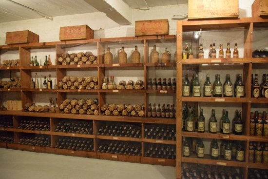 Hearst Castle: Wine Vault, I understand this is not on many tours
