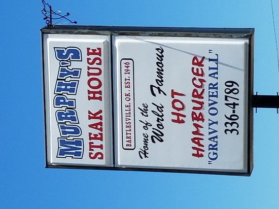 Bartlesville, OK : Murphy's Original Steak House