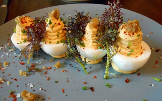 Oxon Hill, MD: Deviled Eggs