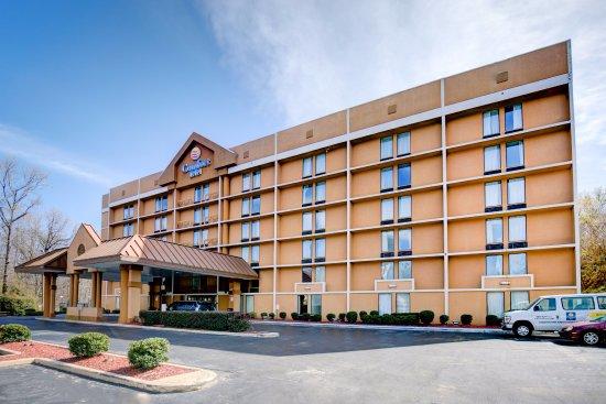 Comfort Inn Executive Park Updated 2017 Prices Hotel Reviews Charlotte Nc Tripadvisor