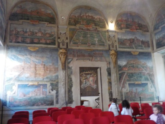 Fiorano Modenese, Itália: interno