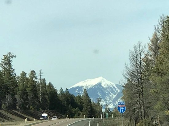 San Francisco Peaks Photo