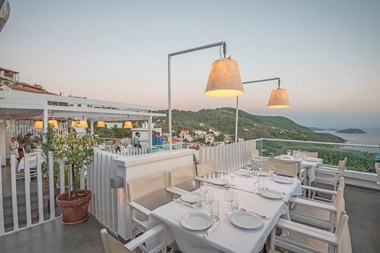 Glossa, Greece: Ligths