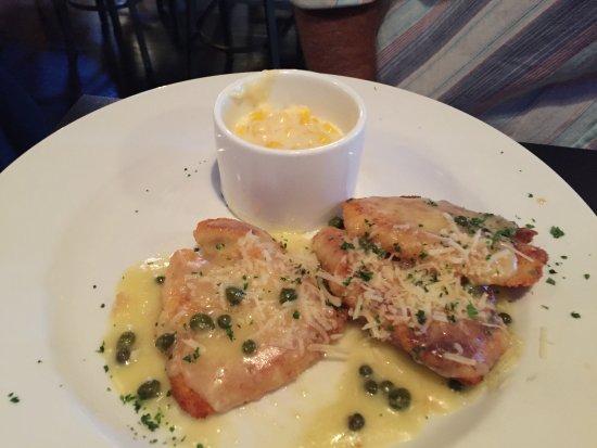 10 West Restaurant and Bar: Chicken Milanese