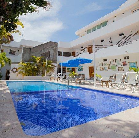 Hotel la casa de las cocadas san blas mexique voir for Hotel casa de los azulejos tripadvisor