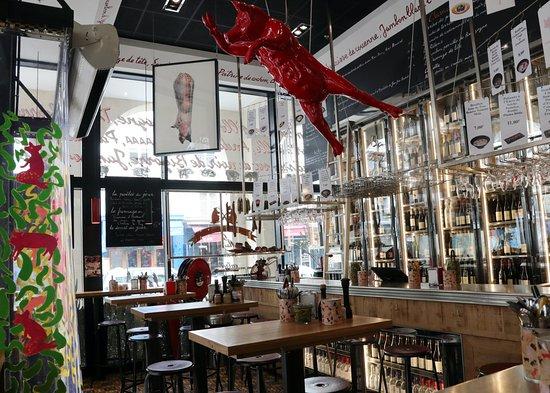 L 39 avant comptoir du marche paris saint germain des pr s restaurant avis photos tripadvisor - Comptoir des cotonniers paris stores ...