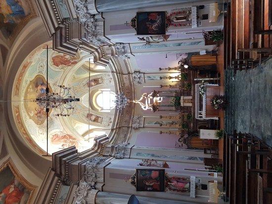 Verrayes, Italie : Chiesa Parrocchiale di San Martino