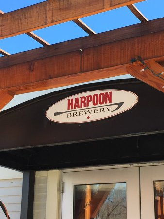 Harpoon Brewery 사진