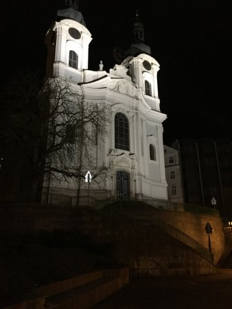 Church of St. Mary Magdalene : Night view