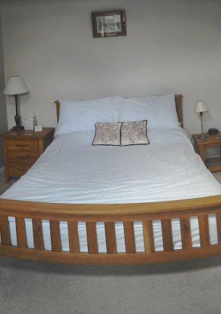 Hebden, UK: Fell View en_suite room