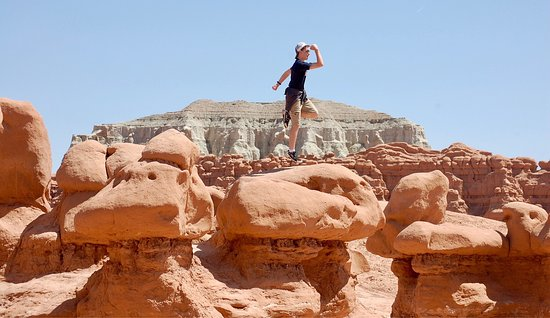 Goblin Valley State Park Photo1 Jpg