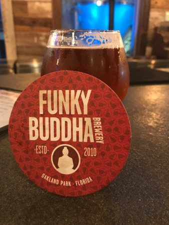 Oakland Park, Флорида: Funky Buddha Brewery