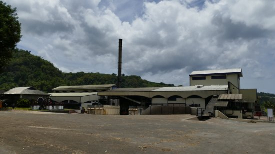 Saint-Pierre, Martinica: Distillerie Depaz