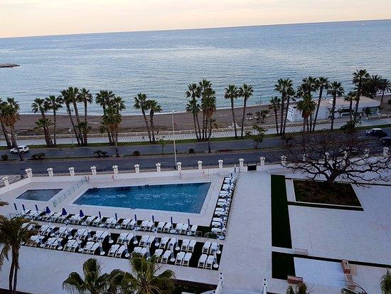 Rooftop Picture Of Gran Hotel Miramar Gl Malaga