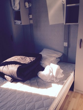 Ornans, Francia: Chalet deux chambres