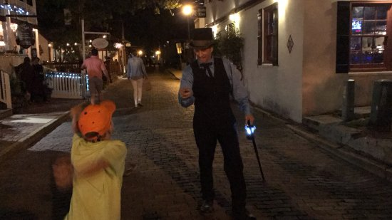 Secrets of St. Augustine Ghost Tours