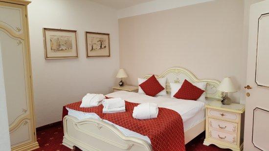 Orea Spa Hotel Palace Zvon: italiensiches flair mit hochwertigen Möbeln