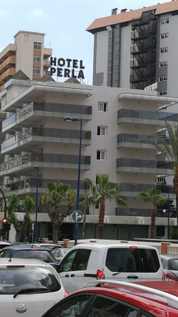 Img 20170416 131334 picture of hotel perla for Hotel perla benidorm
