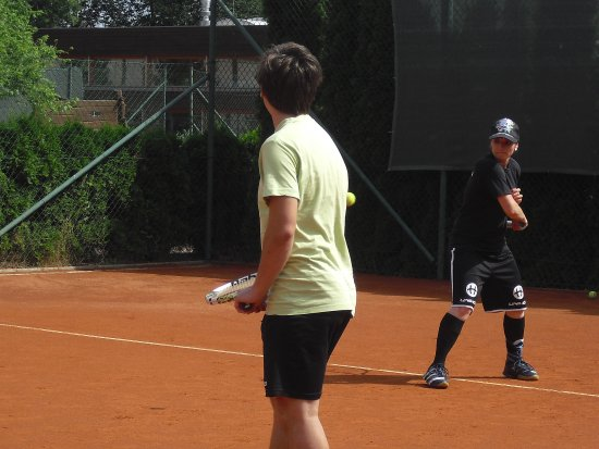 Ricany, Czech Republic: tenis