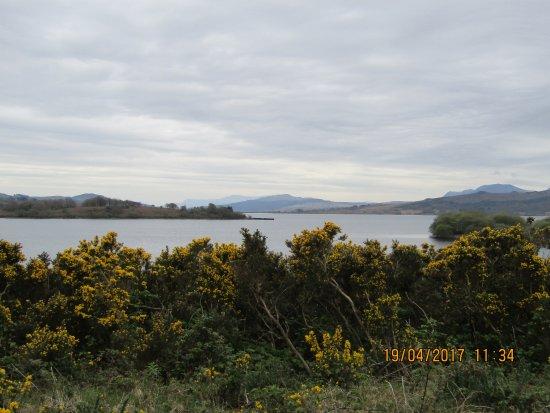 Bronaber, UK: Trawsfynnyd Lake