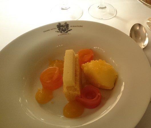 Grand Hotel Miramare: Duo de carottes
