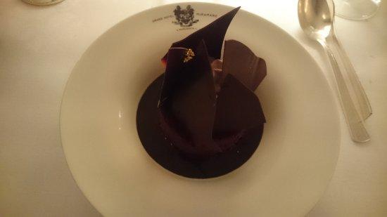 Grand Hotel Miramare: Tout Chocolat