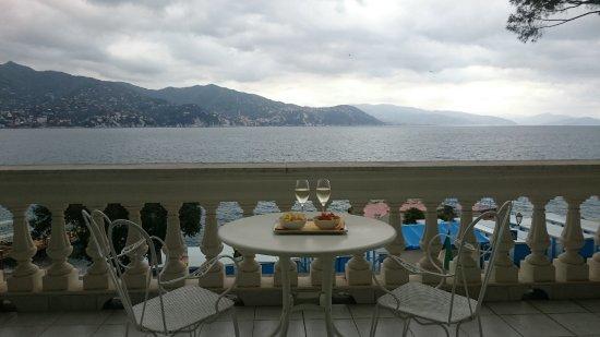 Grand Hotel Miramare: Balcon